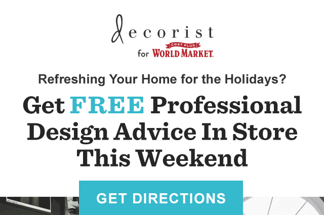 Get Free Professional Design Advice In Store This Weekend  ›