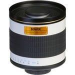 500mm f/6.3 Manual Lens