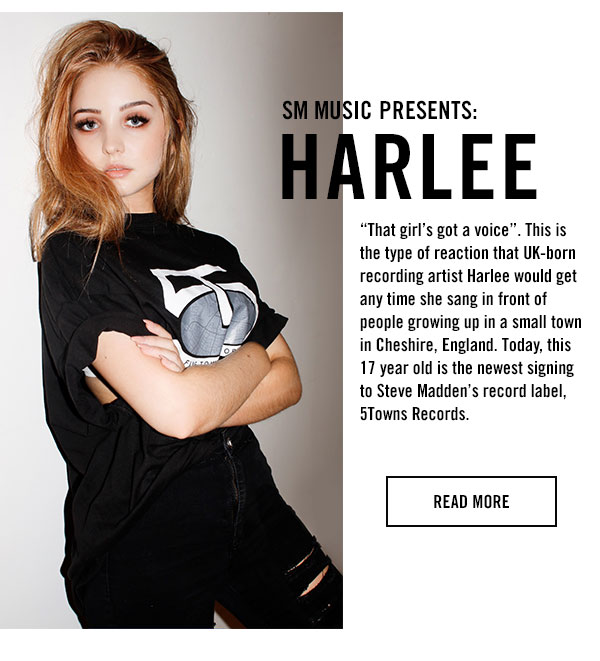SM MUSIC PRESENTS: HARLEE