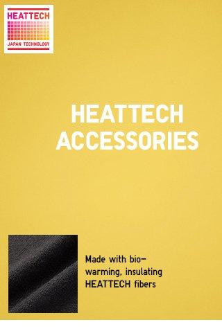 HEATTECH Accessories - Shop Now