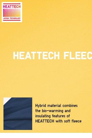 HEATTECH Fleece - Shop Now