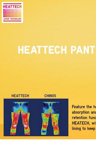 HEATTECH Pants - Shop Now