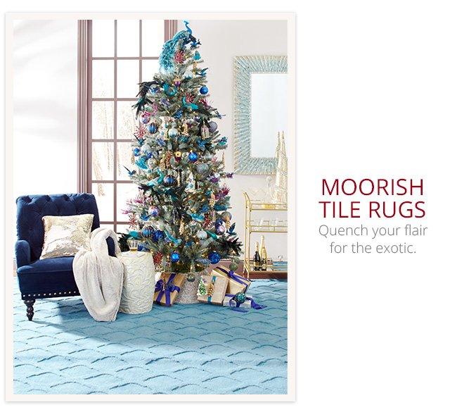 Moorish Tile.