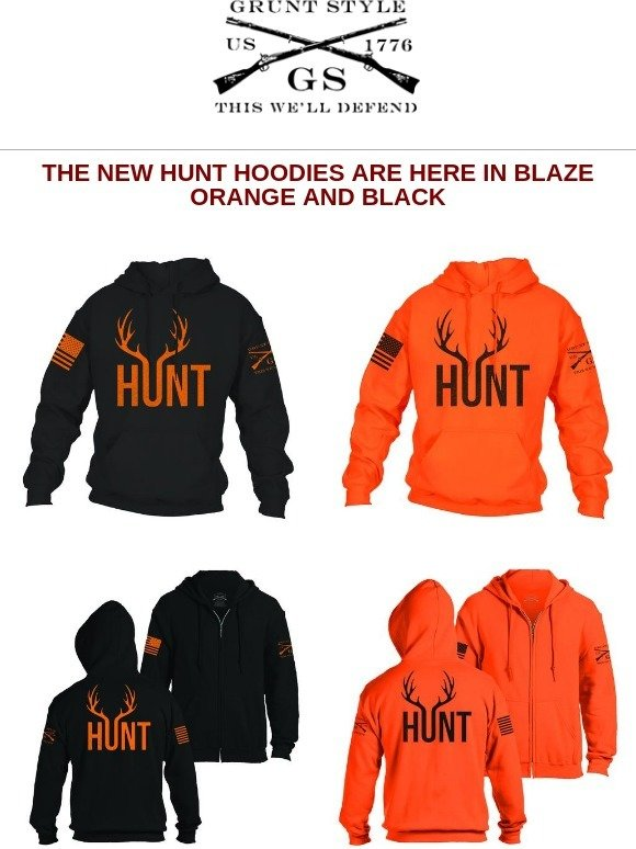 3e7a25cbf4f5d Grunt Style: Your Favorite Outdoors Shirt Is Now A Hoodie | Milled
