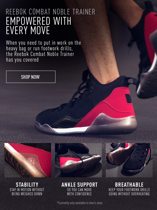 Reebok  The Perfect Shoe When You re Training Like A Fighter  66d224a61