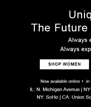 UNIQLO U - New Styles Added - SHOP WOMENS