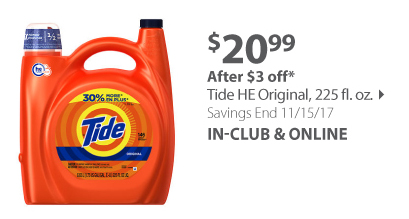 Tide HE Original, 225 fl. oz.