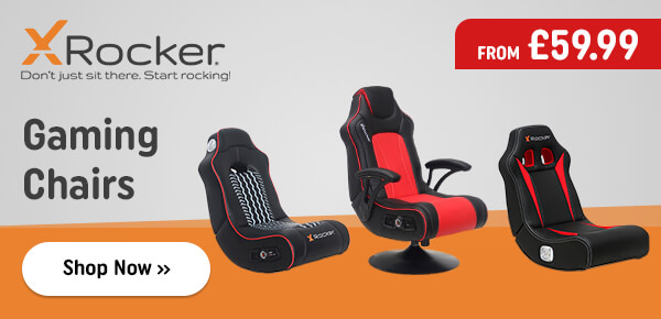 X-Rocker Gaming Chairs