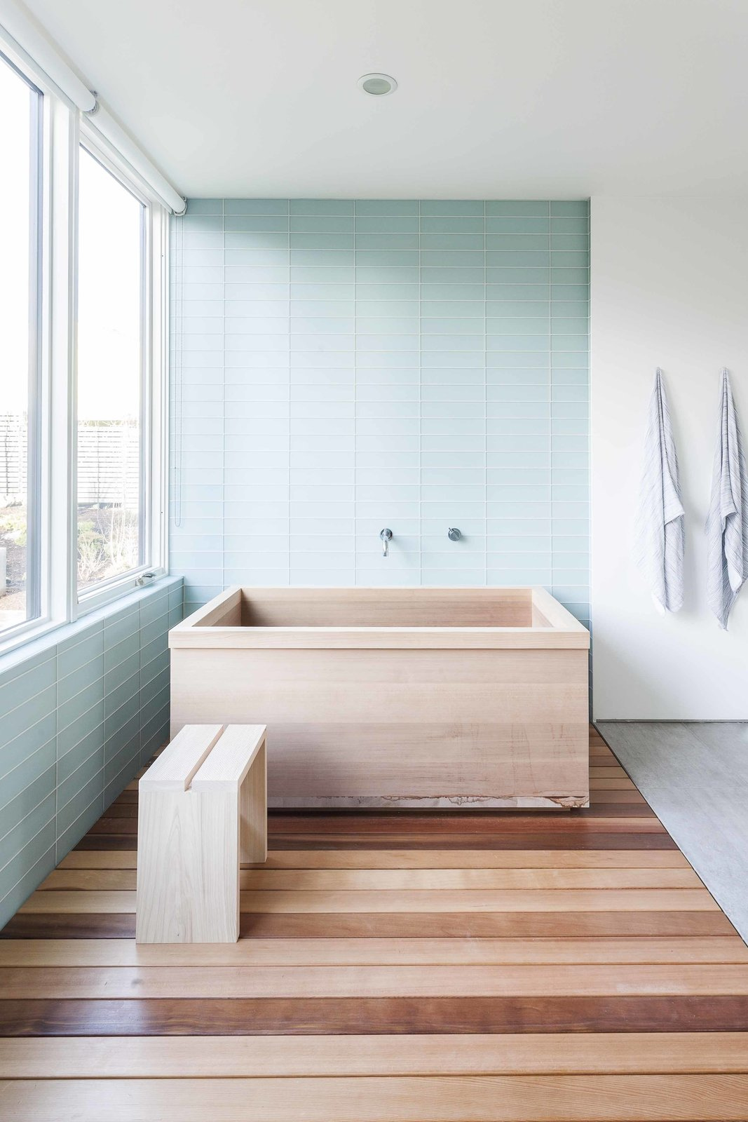 Dwell: 108 Amazing Freestanding Tubs   A Glass House For Sale   A ...