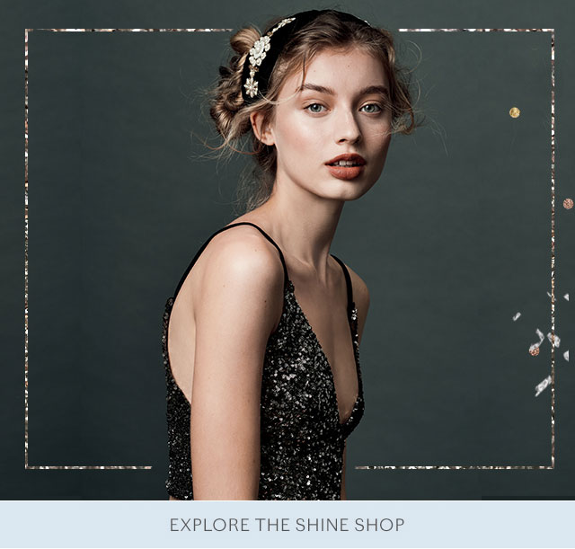 Explore the Shine Shop
