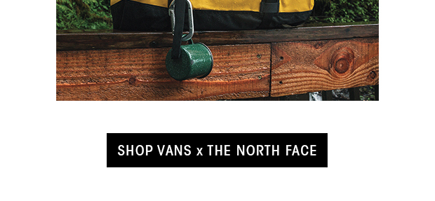 Shop Vans x The North Face