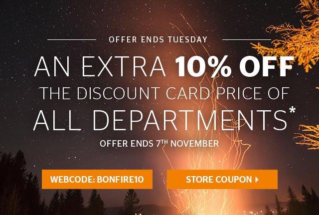 10% Off!