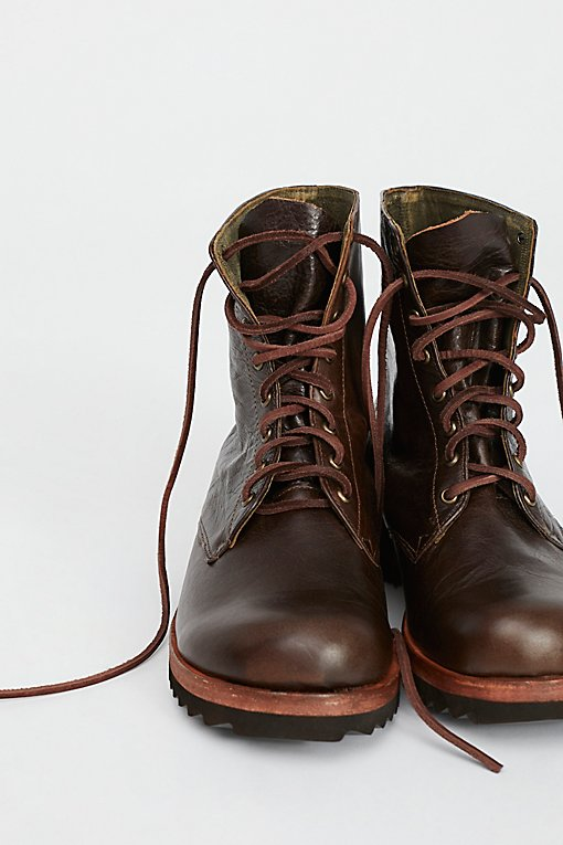 Zeke Lace-Up Boot