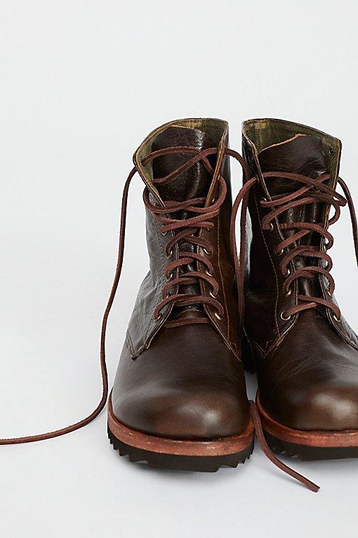 Zeke Lace-Up Boot