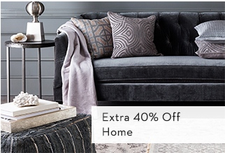 Extra 40% Off Home