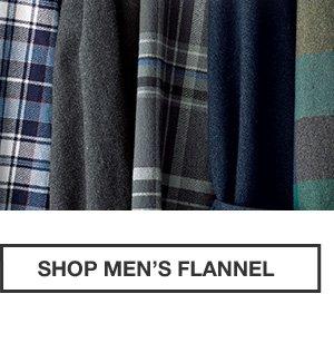40% OFF FLANNEL | SHOP MEN'S FLANNEL