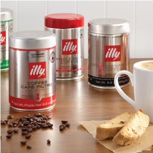 Save 20% All Illy Coffee ›