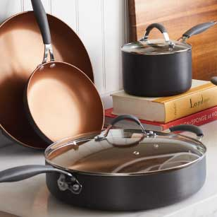 Save 25% All Cookware ›