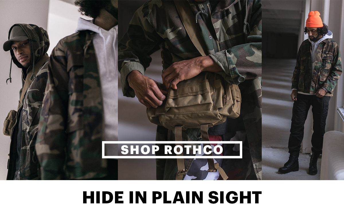 Rothco: Hide In Plain Site