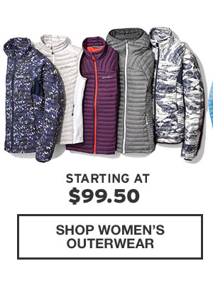 50% OFF MICROTHERM STORMDOWN | SHOP WOMEN'S OUTERWEAR