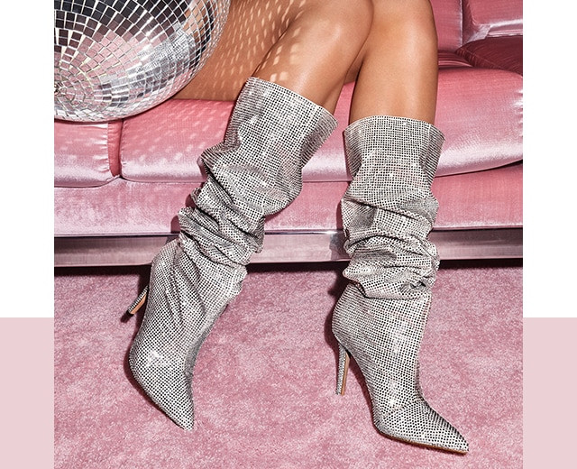 ALDO Shoes: Party ready from head to