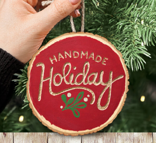 Lets Have a Handmade Holiday. GET INSPIRED.