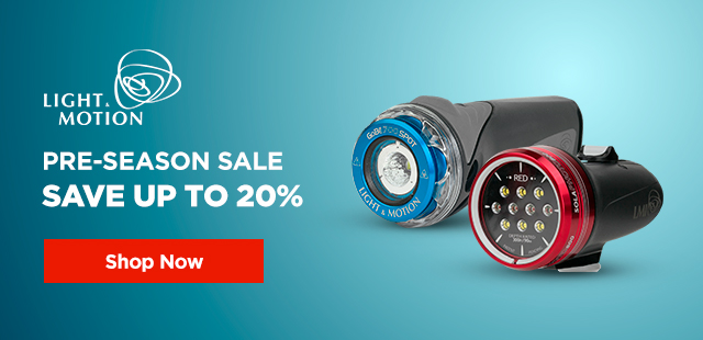 Save Up To 50% On Underwater Lights & Dive Lights.