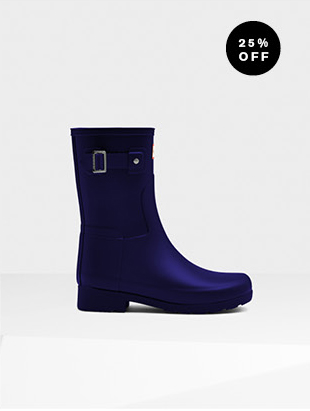WOMEN'S ORIGINAL REFINED SHORT RAIN BOOTS