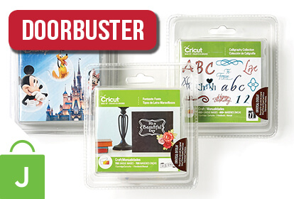 Jo-Ann Fabric and Craft Store: Make it BIG! Big DOORBUSTERS are just