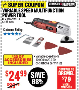 Harbor Freight: LAST CHANCE • Inventory Blowout | Milled