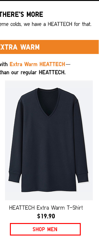 HEATTECH EXTRA WARM - Shop Now