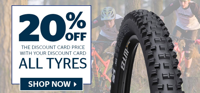 20% Off All Tyres