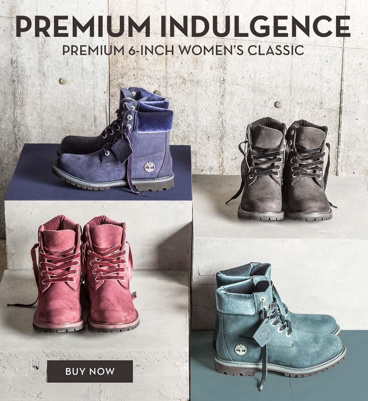 Premium Indulgence Premium 6-Inch Women's Classic Buy Now