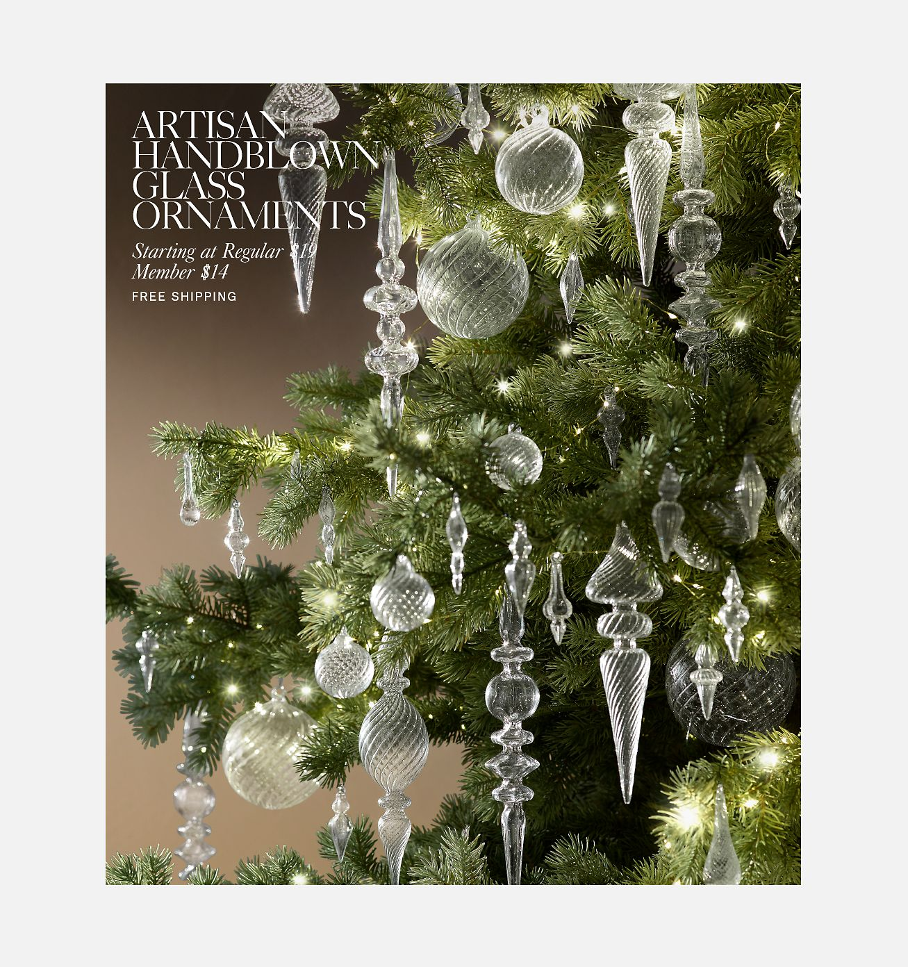 Restoration Hardware Save Up To 30 On Our Holiday 2017