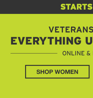 EVERYTHING UP TO 60% OFF   SHOP WOMEN