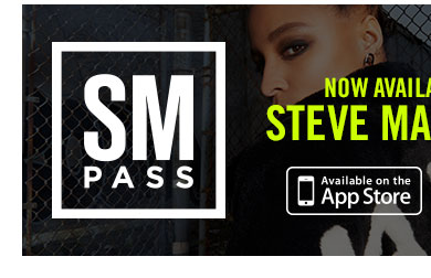 SM PASS now available on the Steve Madden App