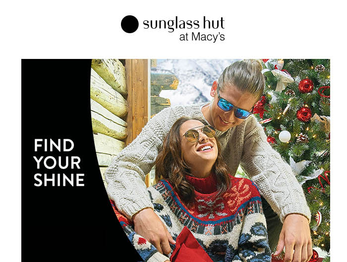 366311a4693a Macy's: Get $20 or $50 off at Sunglass Hut at Macy's | Milled