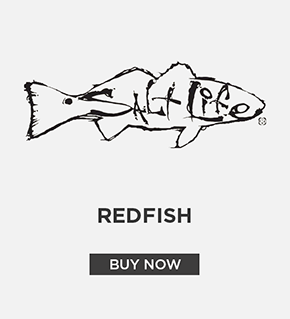 Salt Life Redfish Decal