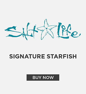 Salt Life SIGNATURE STARFISH DECAL