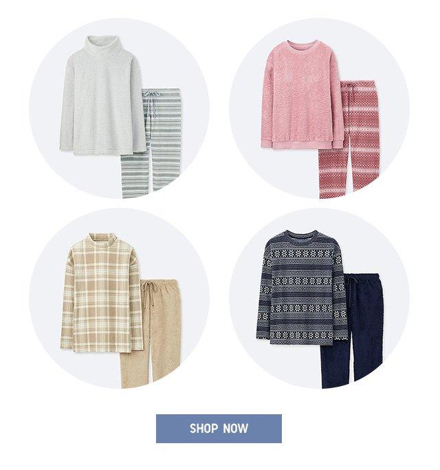 NEW! Fleece Lounge Sets $29.90- Shop Women