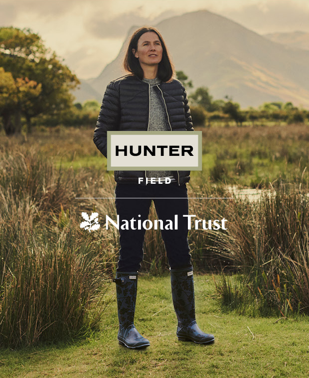 Hunter Field x National Trust