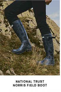 Women's National Trust Print Norris Field Boot