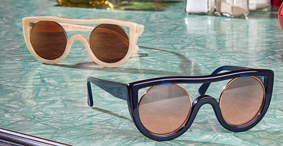 19ce971e7e Oliver Peoples Eyewear  Oliver Peoples pour Alain Mikli