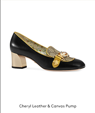 Shoe obsession gets real with Gucci's fall collection.