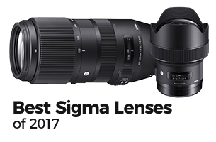 Best Sigma Lenses of 2017