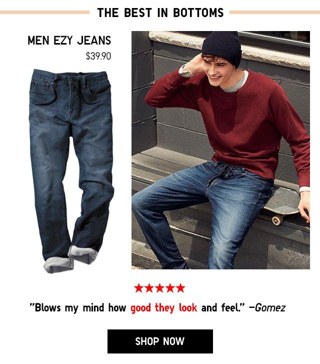 Men EZY Jeans $39.90 - Shop Now