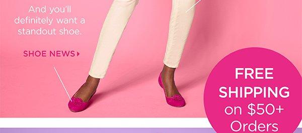 Ivory & Pink + Squash. Shop News