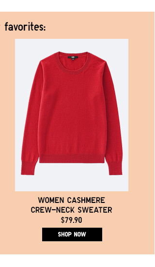Women Cashmere Sweater - Shop Now