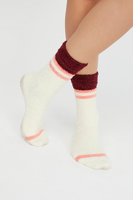 Dream Boat Slipper Sock