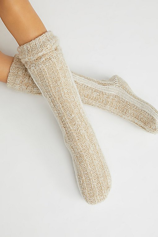 Monster Slipper Sock